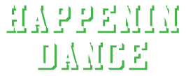 Happenin Dance logo